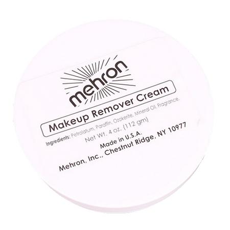 Mehron Makeup Remover Cream Meikinpoistovoide