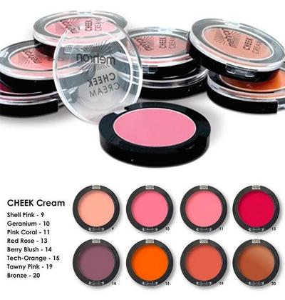 Mehron CHEEK Cream Poskipunat
