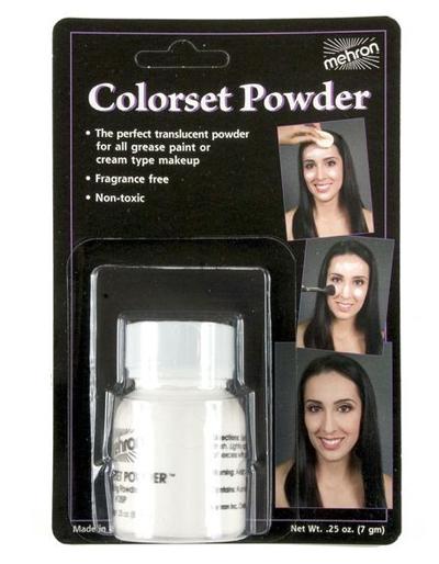 Mehron Colorset Powder Kiinnityspuuteri