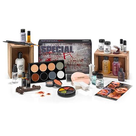 Mehron Special Effects Kit Maskeerauspaketti