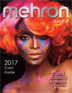 Mehron Color Keys