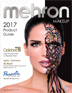 Mehron Product Guide -tuoteopas