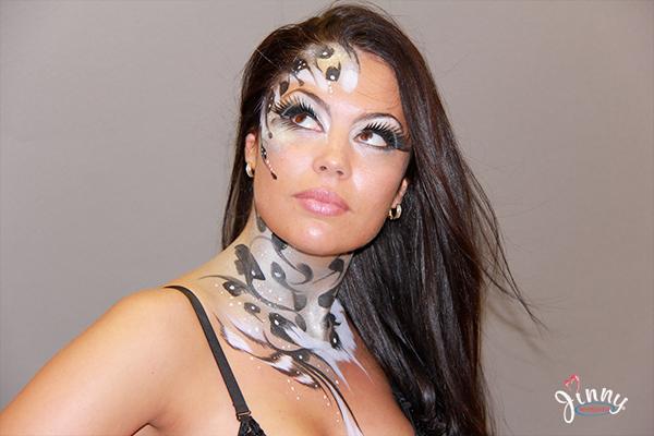 Meikki: Jinny Makeup Artiste