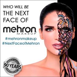 Next Face of Mehron -kilpailu