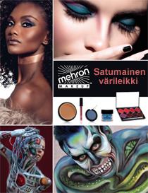Mehron-meikkisarja tuo arkeenkin ylellisyyttä ja fantasiaa.