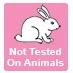 Tuotetta ei ole testattu eläimillä.